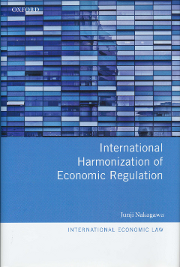 International Harmonization of Economic Regulation,